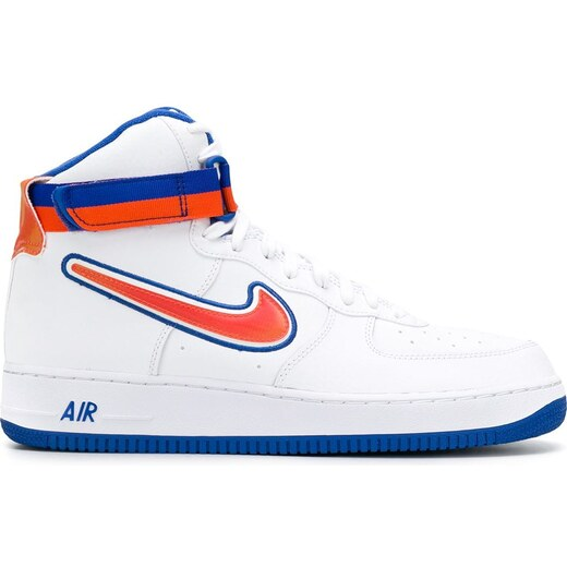 Nike Air Force 1 NBA High - White - Glami.cz e08a4d12043