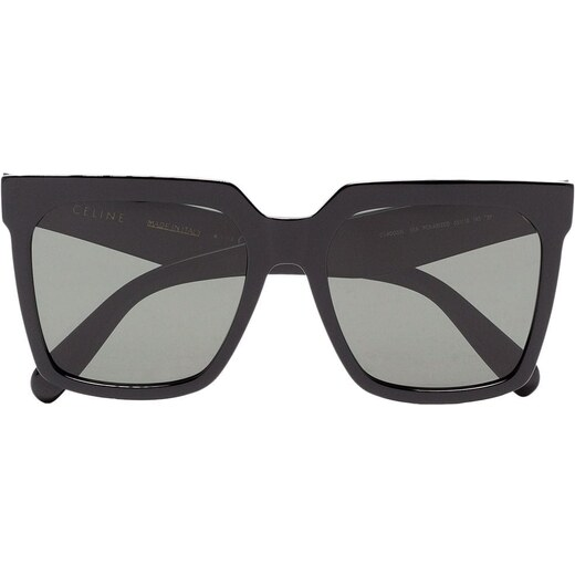 896408f60 Celine Eyewear Wayfarer-Style Sunglasses - Black - Glami.sk