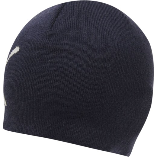 Puma Big Cat Beanie Hat Mens Navy White - Glami.sk dbea65bf514