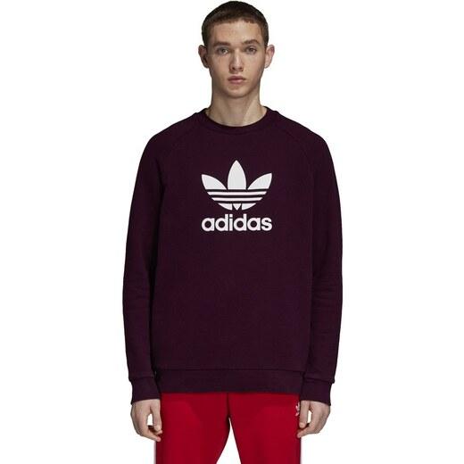 adidas Originals Trefoil DM7835 férfi pulóver - Glami.hu 0f38b6f1c5