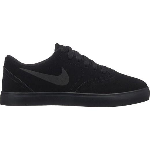 a7dc6bd606cf5 Nike Chlapčenské tenisky SB Check Suede - Glami.sk