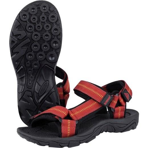 4c622477aaa2 Dámske sandále BUSHMAN BUSHMAN oranžová 38 - Glami.sk