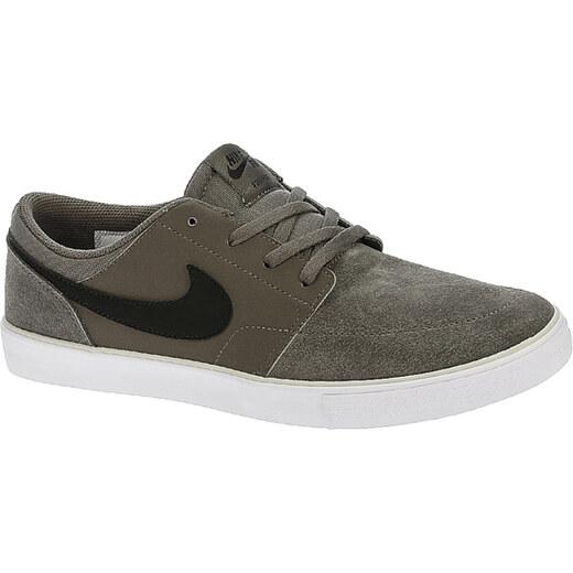 Nike SB PORTMORE II SOLAR RIDGEROCK BLACK pánské letní boty - Glami.cz 9a05ba7014