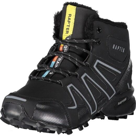 Pánské zimní boty RAPTER B872-1 BLACK - Glami.cz df80fa1a3f