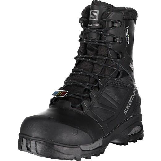 c201fe80f32 Pánské zimní boty SALOMON TOUNDRA PRO CSWP -40°C L40472700  BLACK BLACK MAGNET - Glami.cz