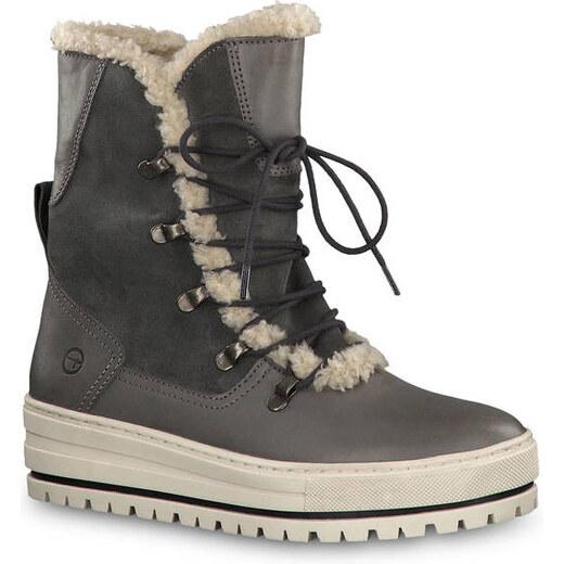 mabaf2281 magasított cipő tamaris 1 25324 21 anthracite com