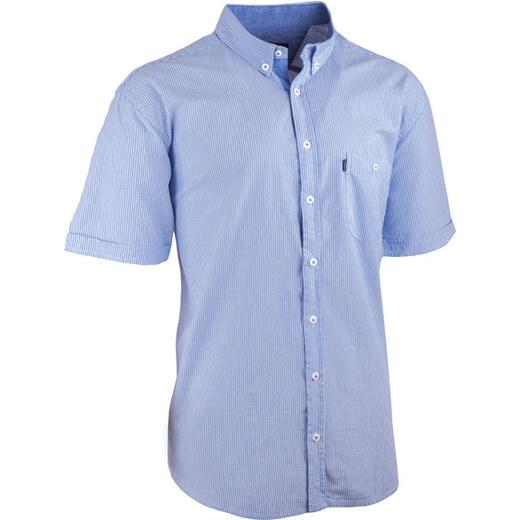 f1692ee9682f Nadmerná svetlo modrá košeľa 100% bavlna Tonelli 110828 - Glami.sk