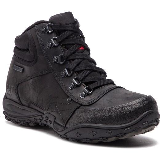 Trekingová obuv CATERPILLAR - Salton WP P715446 Black - Glami.cz d400f40c91