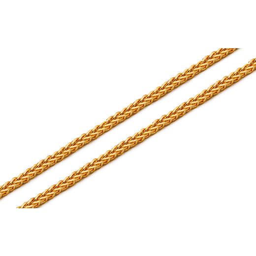 61e95423f iZlato Design Zlatá retiazka Fox- líščí chvost 1 mm IZ3677 - Glami.sk
