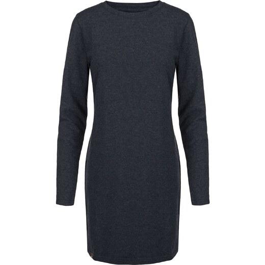 LOAP Dámské šaty 1184501 modrá - Glami.cz e6c6f86483