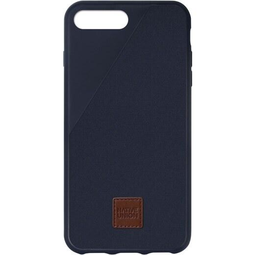 Tmavě modrý obal na mobilní telefon pro iPhone 6 a 6S Plus Native Union  Clic 360 Case - Glami.cz 00f5896ca5a