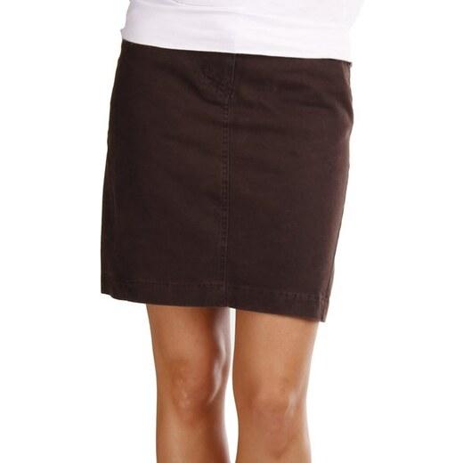 Dámská sukně Funstorm Share brown S - Glami.cz 48d4547b52
