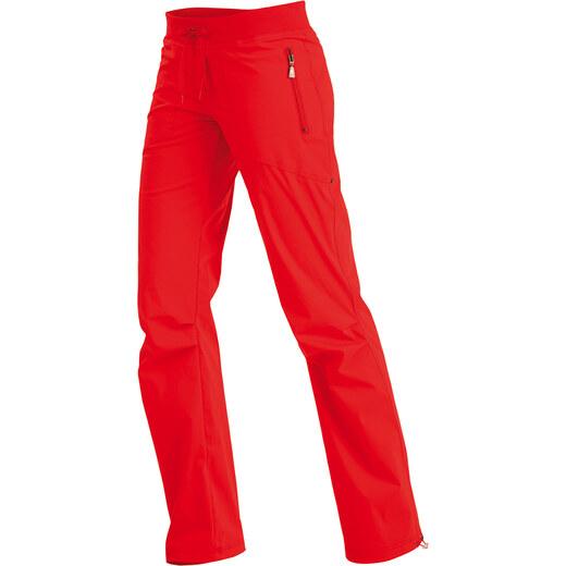 LITEX Kalhoty dámské dlouhé bokové. 99570306 červená S - Glami.cz a647ae3bc3