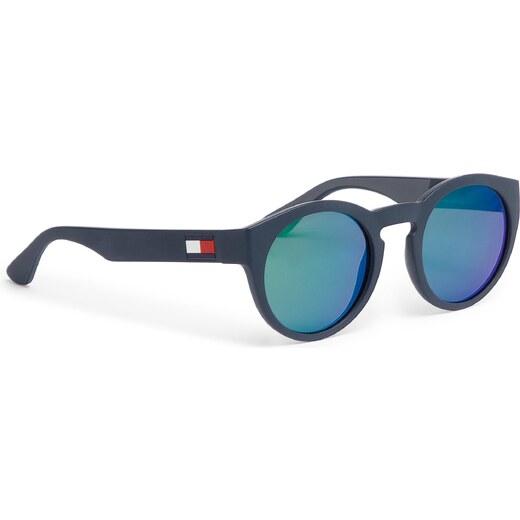 Slnečné okuliare TOMMY HILFIGER - 1555 S Blu Verde RNB - Glami.sk 197569f5970