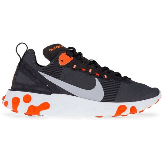 Nike Nike React Element 55 sneakers - Black - Glami.cz b34c078785