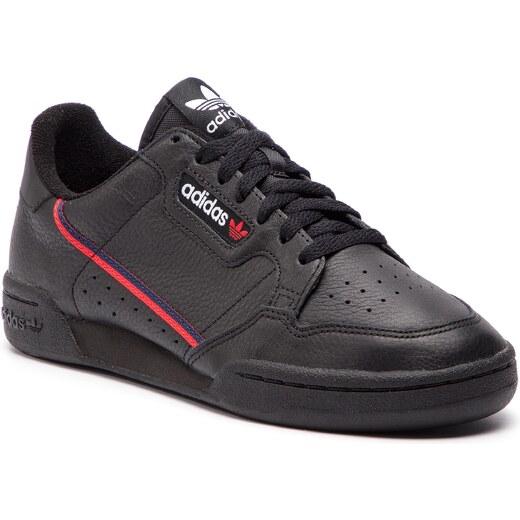 1ee2ee3b29 Cipő adidas - Continental 80 G27707 Cblack/Scarle/Conavy - Glami.hu