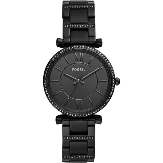 Hodinky FOSSIL - Carlie ES4488 Black Black - Glami.cz 91b6fa8f18