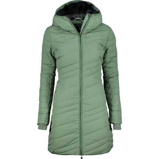Kabát páperový dámský HUSKY DAILI L grey green - Glami.sk cc1382cfc9c