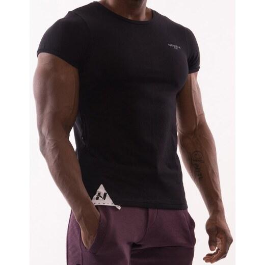 Nebbia pánské tričko Muscle Back 728 černá - Glami.cz e1d544bdf1