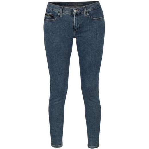 Calvin Klein Jeans modré dámské skinny džíny Barkly L - Glami.cz cf63eb6f01
