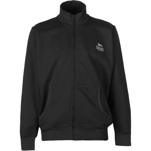 Lonsdale Full Zip Fleece Mens Black - Glami.cz 03e0d38e208