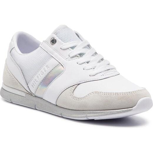 TOMMY HILFIGER Iridescent Light Sneaker FW0FW04100 - Glami.cz 255aa911a0