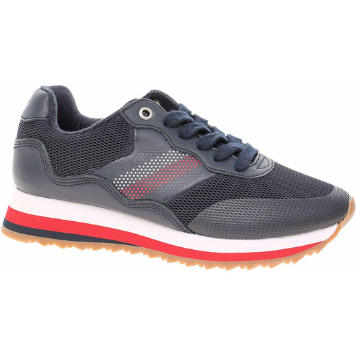 4fd04b6a635a Dámská obuv Tommy Hilfiger FW0FW04022 tommy navy FW0FW04022 406 - Glami.cz