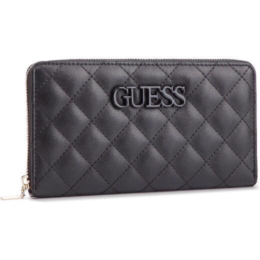 Nagy női pénztárca GUESS - SWVG73 02630 BLA - Glami.hu c0629706b8