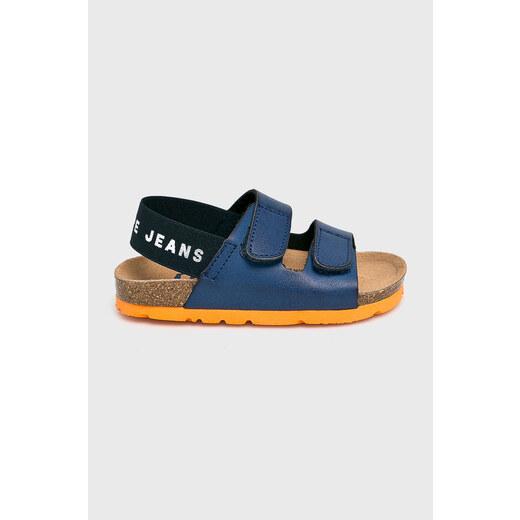 Pepe Jeans - Gyerek szandál Bio Velcro - Glami.hu 812c6d1994
