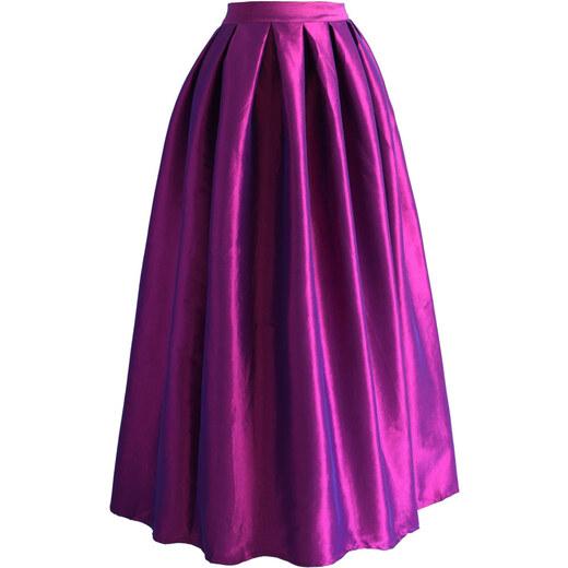 e949492f210 Chicwish maxi sukně La diva
