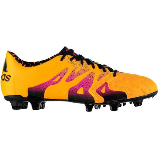 e98f006a61f1b Adidas X 15.1 FG AG Leather Mens Football Boots - Glami.sk