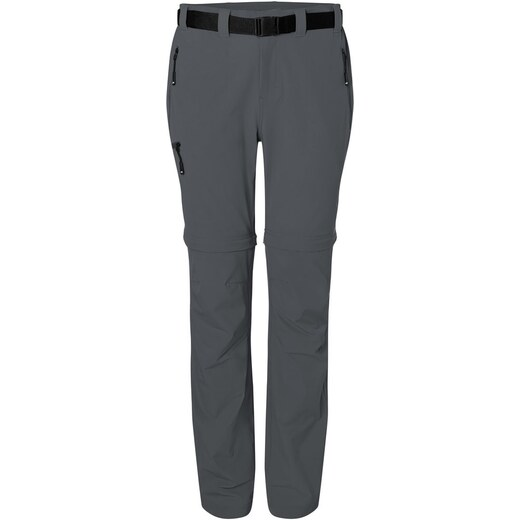 ae0ce260492a James and Nicholson Dámske outdoorové nohavice s odopínateľnými nohavicami  JN1201 - Glami.sk