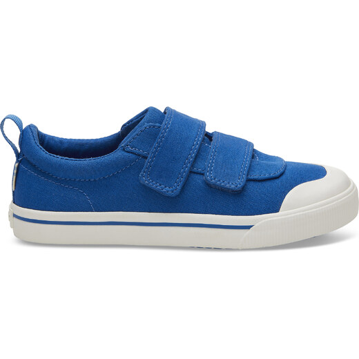 5890db3c0af46 Detské modré tenisky TOMS Youth Doheny Sneakers - Glami.sk