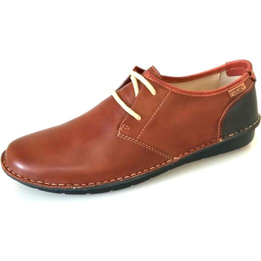 15871bb1dbf14 Hnedá pánska šnurovacia obuv značky Pikolinos - Glami.sk