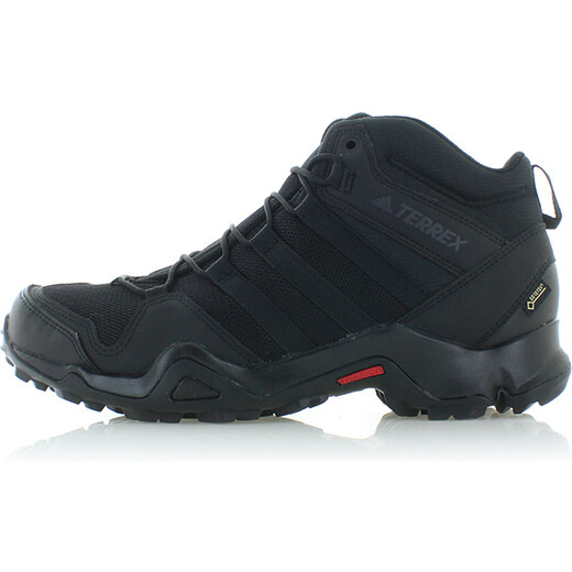 b9bc90cde58a adidas PERFORMANCE Pánske čierne členkové trekingové topánky Terrex AX2R  Mid GTX - Glami.sk