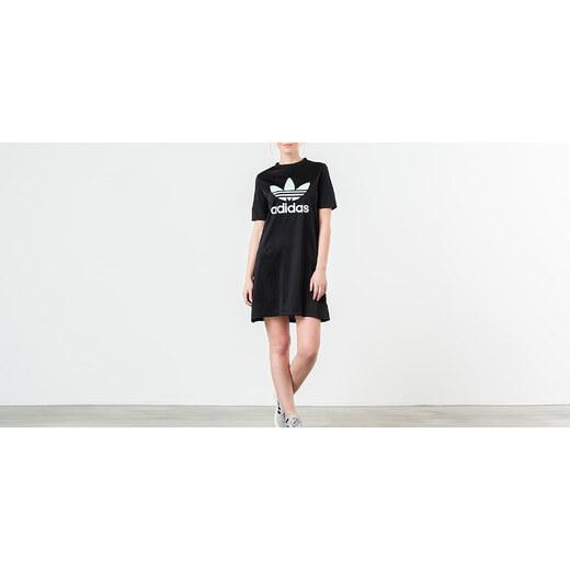 1808e8333b4df adidas Originals adidas Tee Dress Black - Glami.sk