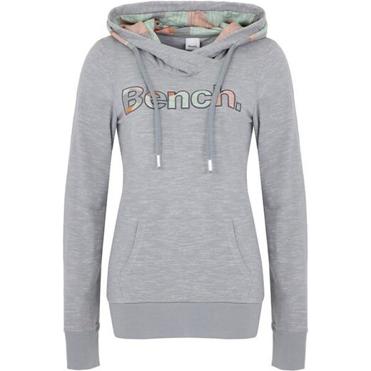 1075e739722 mikina BENCH - Cam Grey (GY105) - Glami.cz