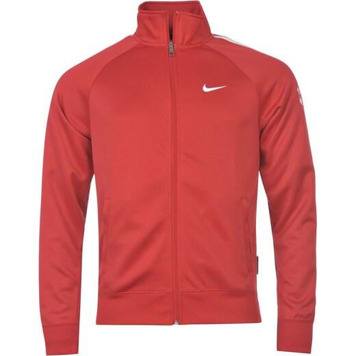 9397df2cc9 Sportovní mikina Nike Manchester United FC Core pán. červená bílá S -  Glami.cz