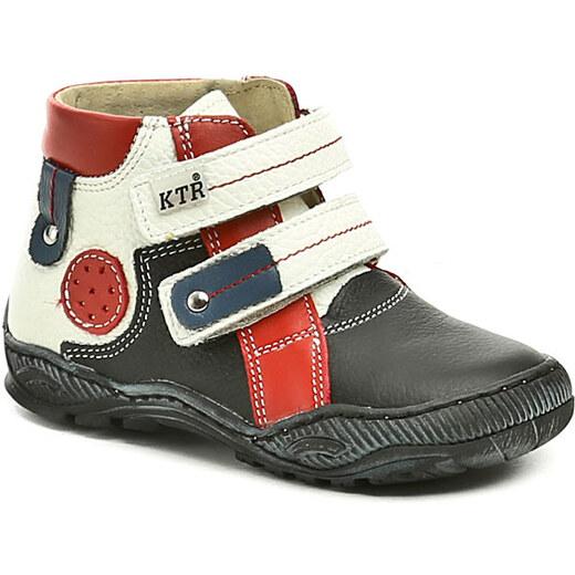 KTR 162BA kotníčková dětská obuv - Glami.cz 925e83d291