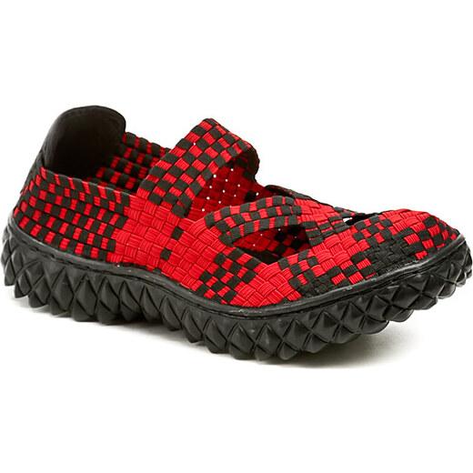 Rock Spring CROSS červená černá dámská obuv - Glami.cz a1734358b0