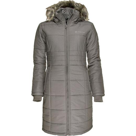 Zimní prošívaný kabát dámský ALPINE PRO IRLANDA LCTD009120 12 M - Glami.cz 903b881e888