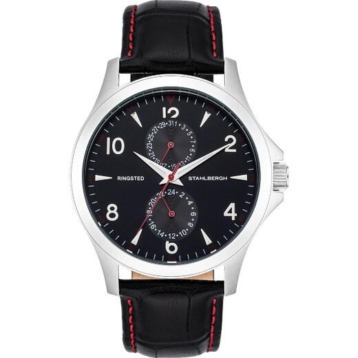 4c516b712c1 Stahlbergh Pánské hodinky 10060045 - Glami.cz