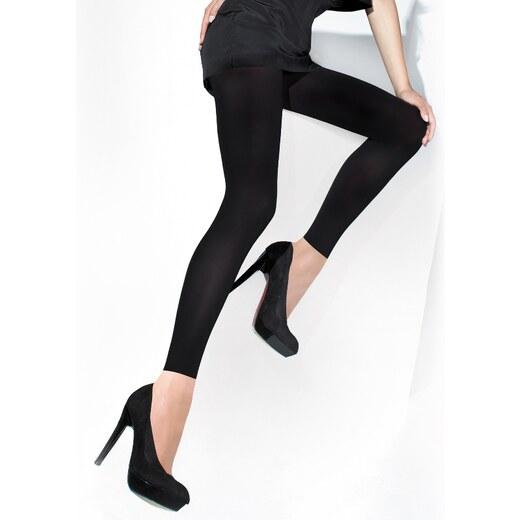 Knittex Dámské legíny Slimming-Leggings-Black - Glami.cz 45c683fd18