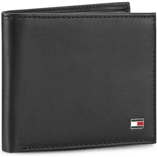 Nagy férfi pénztárca TOMMY HILFIGER - Eton Mini Cc Wallet AM0AM00655 83365  Black 002 - Glami.hu 6fd5f3acbe