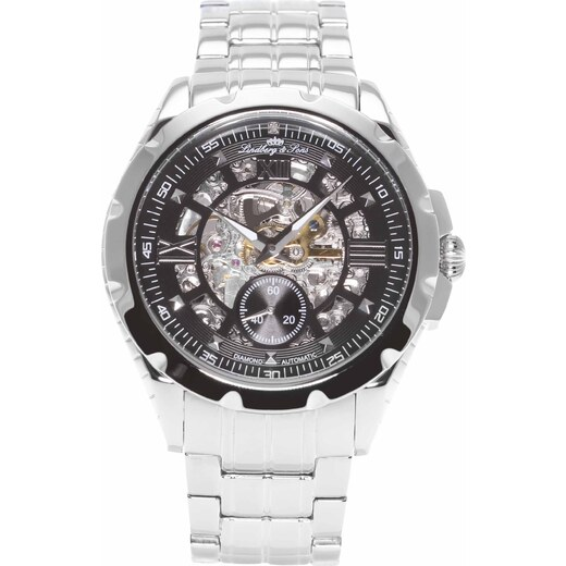Lindberg Sons Pánske automatické hodinky SK14H026 - Glami.sk 207b12651ed