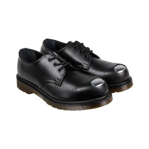 Dr. Martens Unisex kožená obuv s ocelovou špičkou DM16776001 - Glami.cz 096ee5fb26