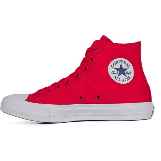 Sneakers - tenisky Converse Chuck Taylor All Star II Salsa Red White Navy -  Glami.cz 62451b150a