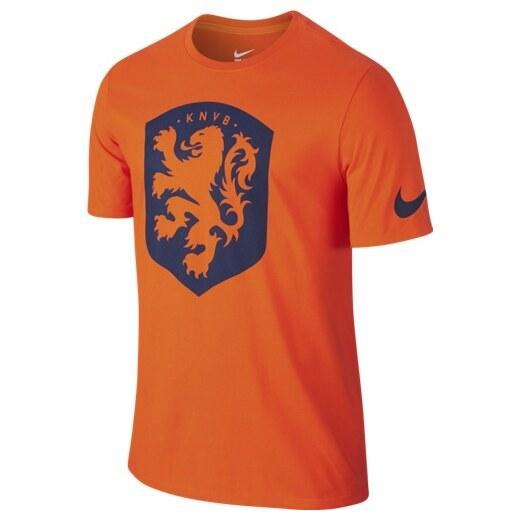 NIKE Tričko NIZOZEMÍ 16 orange - Glami.cz c53d68c5fb