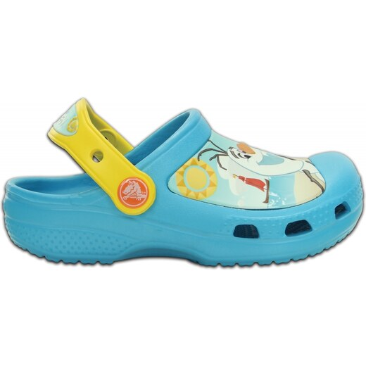 Crocs Creative Olaf Clog - Electric Blue - Glami.cz 6d602db780