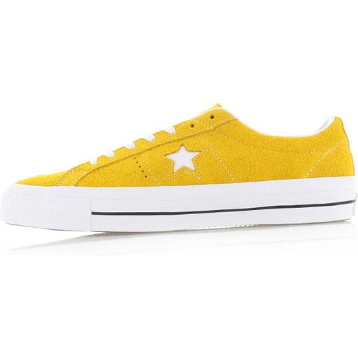 Converse Pánske žlté nízke tenisky Chuck Taylor One Star Skate - Glami.sk a3e815db654
